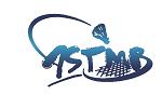 Logo Association Sportive Toulouse Mirail Badminton